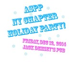 ASPP NY Holiday Party December 12, 2014