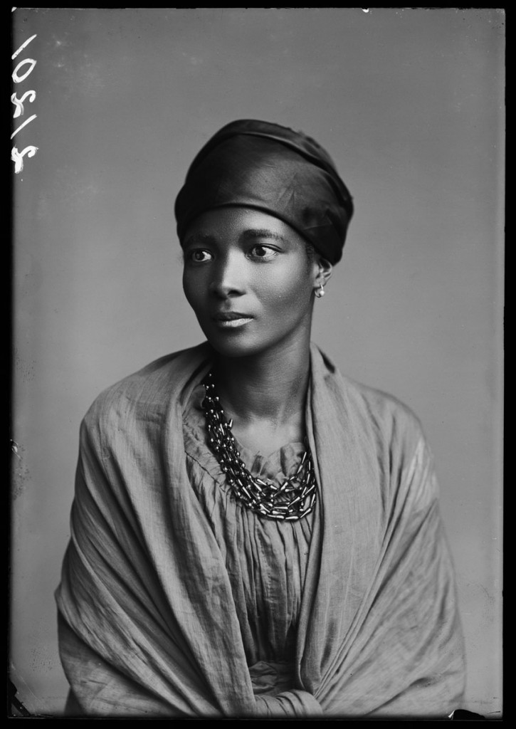 Eleanor Xiniwe, Member of The African Choir. London Stereoscopic Company, 1891. Courtesy of © Hulton Archive/Getty Images